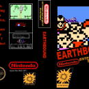 Earthbound (NES) Box Art Cover