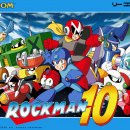 Rockman 10 Box Art Cover