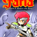 Faria - A World of Mystery and Danger! Box Art Cover