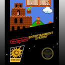 Super Mario Bros. Box Art Cover