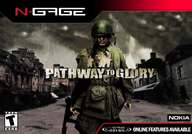 Pathway To Glory box cover