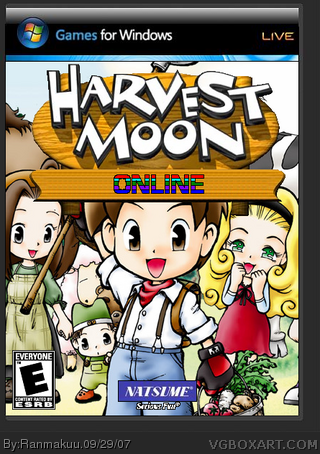 Download Game Harvest Moon.com