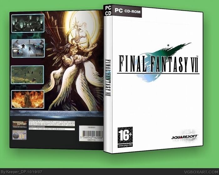 Final fantasy 7 pc download rar