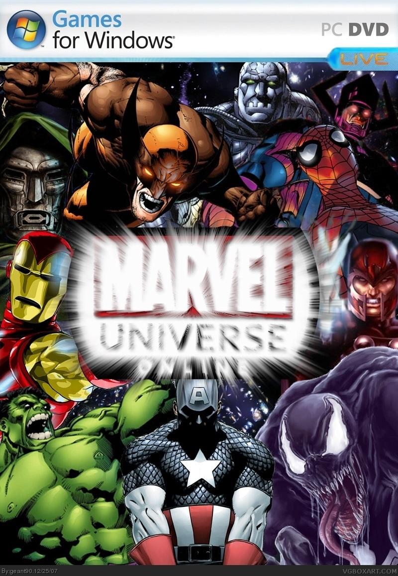 Marvel Universe Online Ps3 Marvel Universe Online 800 x