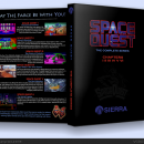 Space Quest Collection Box Art Cover