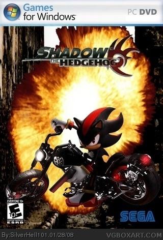 Shadow the hedgehog игра скачать торрент на pc