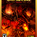 World of Warcraft: Fury of the Sunwell Patch 2.4 Box Art Cover