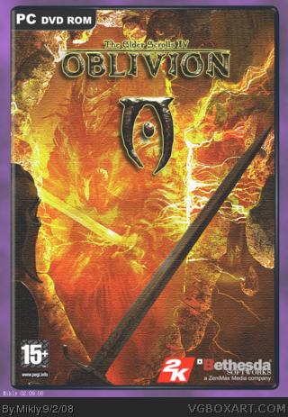 PC » The Elder Scrolls IV - Oblivion Box Cover