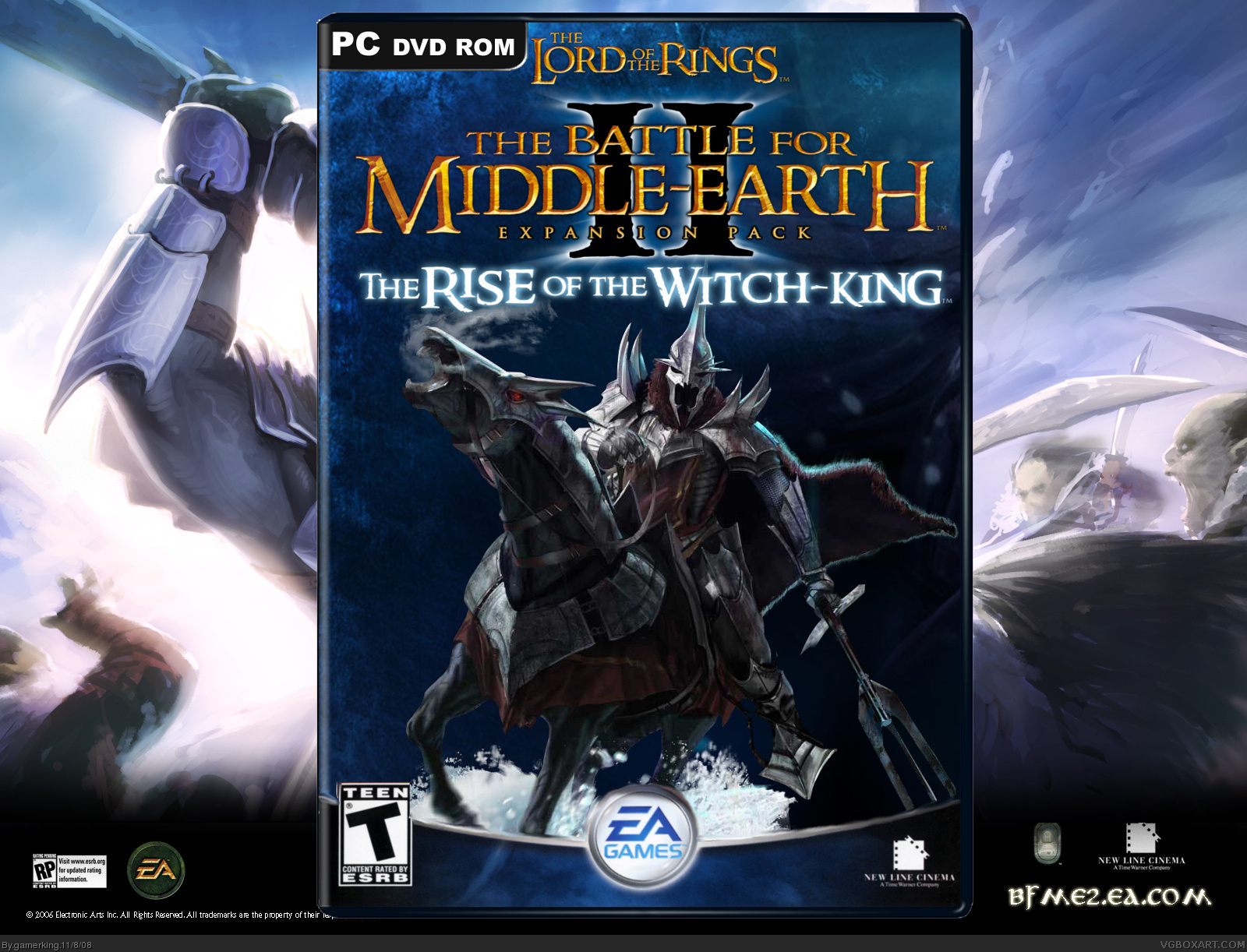 The Middle Earth 2 Witch King crack
