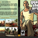 Grand Theft Auto: San Andreas Box Art Cover