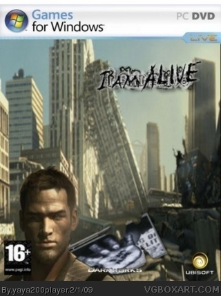 I am Alive (2012/RU/ENG/PC)