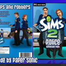 Sims 2 Police! Box Art Cover