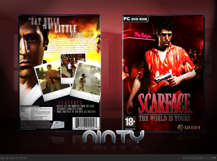 PC Cheats - Scarface: The World is Yours Wiki Guide - IGN