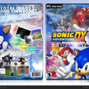 Sonic Adventure DX: Expansion Pack Box Art Cover
