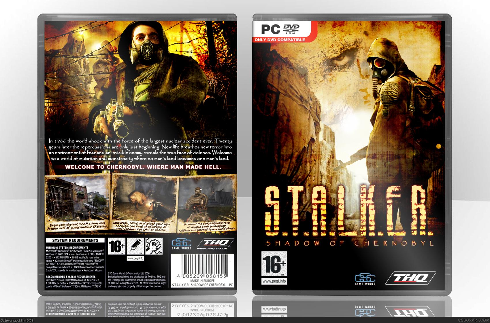Stalker: shadow of chernobyl - сборник файлов