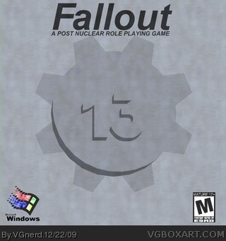 Fallout box cover