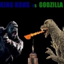 King Kong vs. Godzilla Box Art Cover
