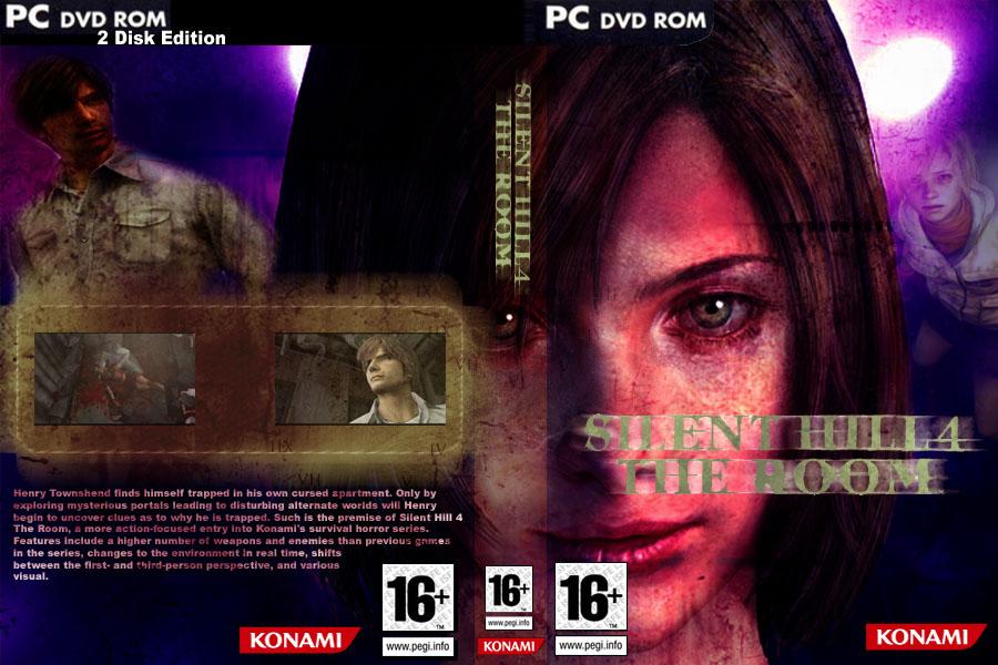 Download Silent Hill 4 The Room PC baixar gratis | Master Jogos Baixar ...