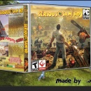 Serious Sam HD: First Encounter Box Art Cover
