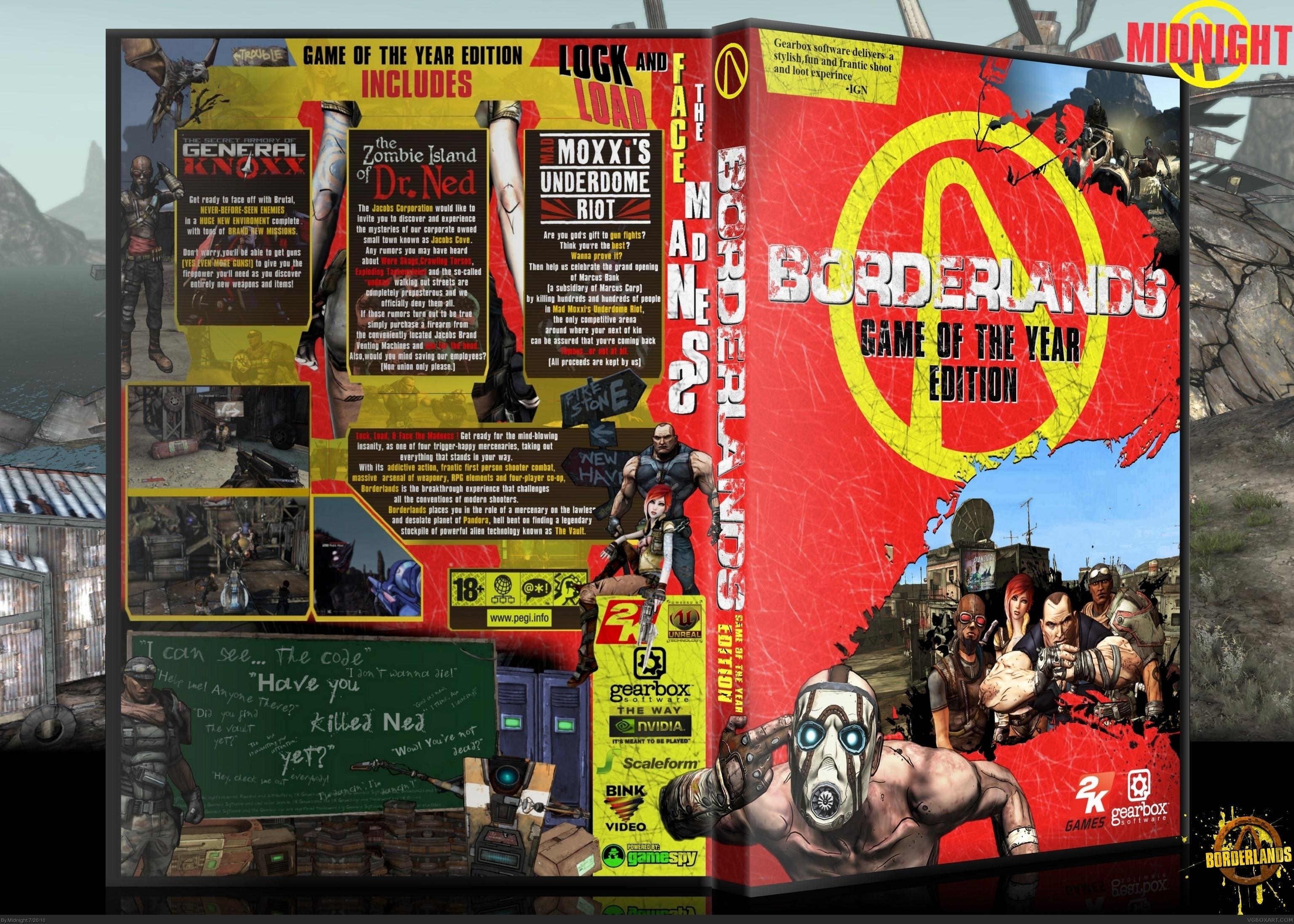 borderlands 2 goty strategy guide pdf