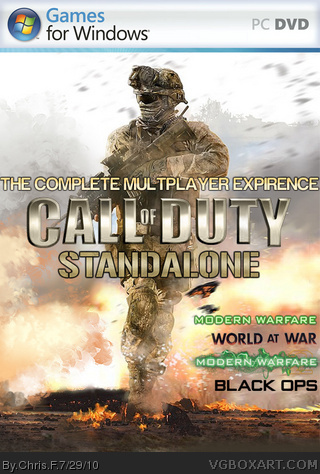 Call of Duty: Standalone box cover