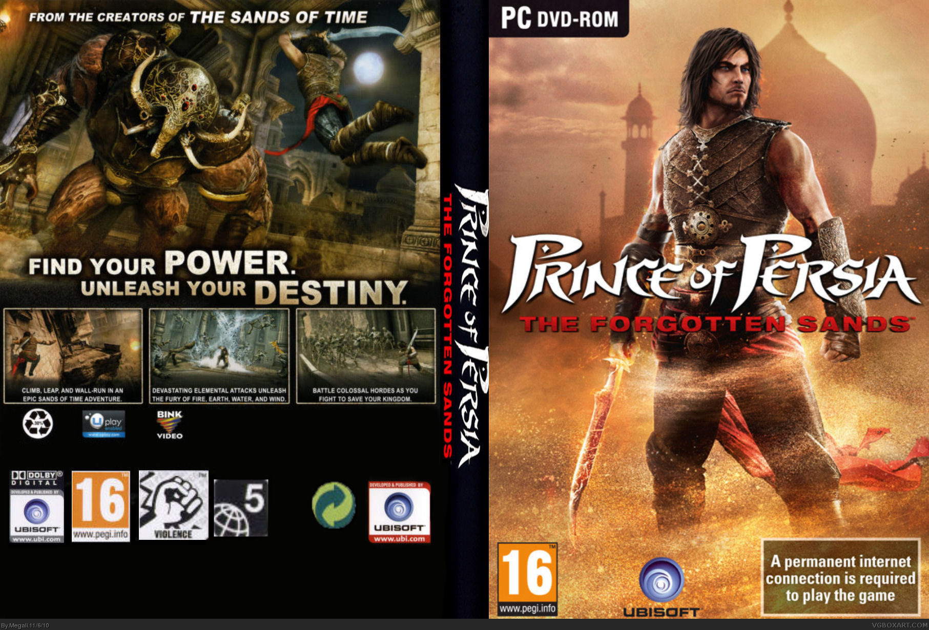 Prince of persia the forgotten sands cd key generator