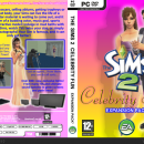 The Sims 2 Celebrity Fun Box Art Cover