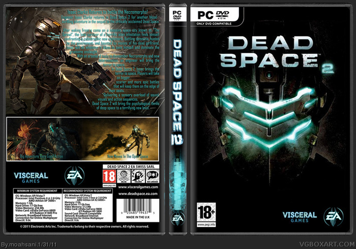 Crack Fix Dead Space 2