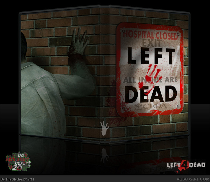 Left 4 Dead box art cover