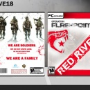 Operation Flashpoint Red River Box Art Cover