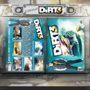 DiRT 3 Box Art Cover