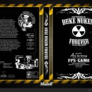 Duke Nukem Forever Box Art Cover
