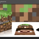 Minecraft: The Boxed Set Box Art Cover
