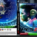 Pro Evolution Soccer 2012 Patch (Persian Language) Box Art Cover