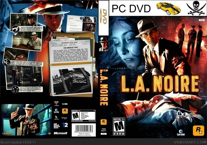 L A Noire Pc