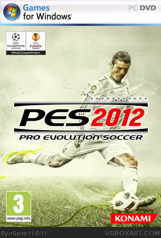 Download PES 2012 Patch 3.3   PES 2012
