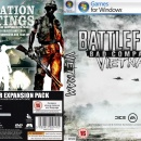 Battlefield Bad Company 2: Vietnam Box Art Cover