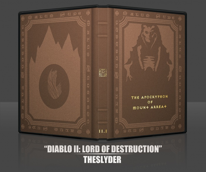 Diablo II: Lord of Destruction box art cover