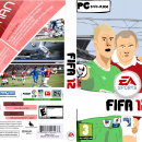 FIFA 12 Cartoon Box Art Cover