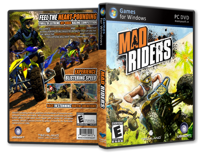 Mad Riders / �������� �������� +1DLC (2012) [Repack, ����​���/��������​��, ] �� R.G. REVOLUTiON