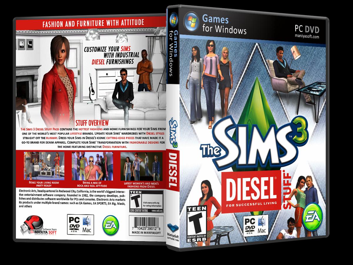 Вышел официальный патч версии 1.67 для The Sims 3. Чтобы установить это.