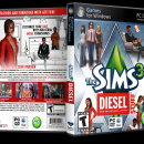 The Sims 3: Diesel Stuff Pack Box Art Cover
