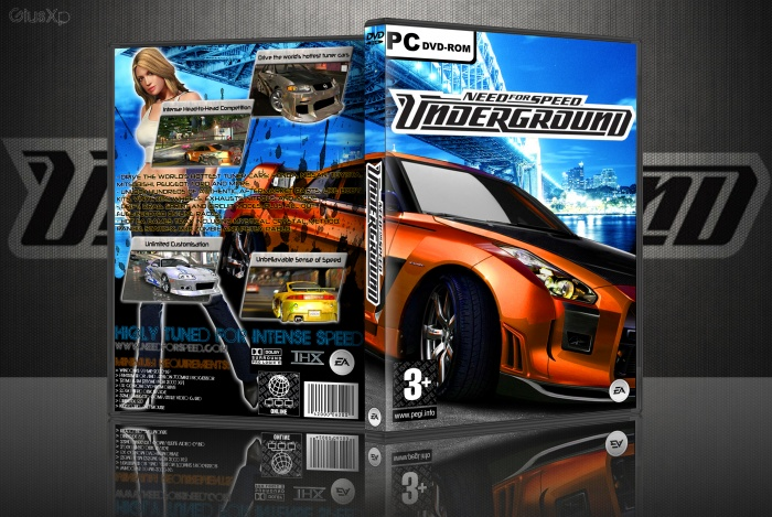 Old Hot Pc Games Need For Speed Underground