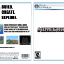 Minecraft - The Unofficial Game Box Art Cover