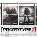 Prototype 2 Box Art Cover