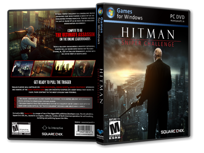 1Hitman Sniper Challenge Download