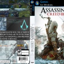 Assassins Creed III Box Art Cover