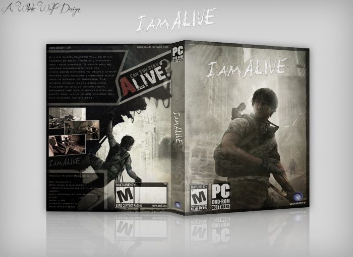 PC » I Am Alive Box Cover