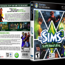 The Sims 3: Supernatural Box Art Cover