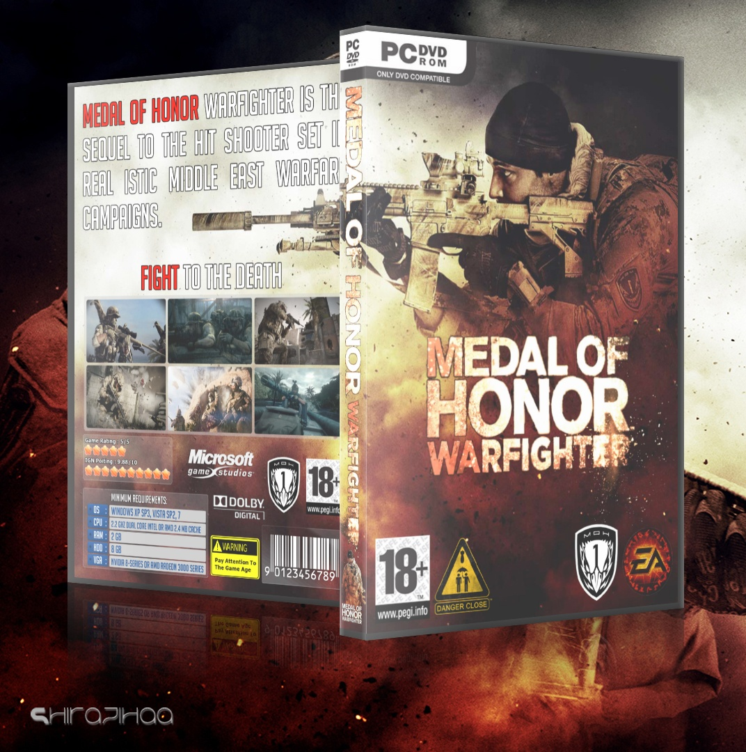 medal of honor warfighter download free